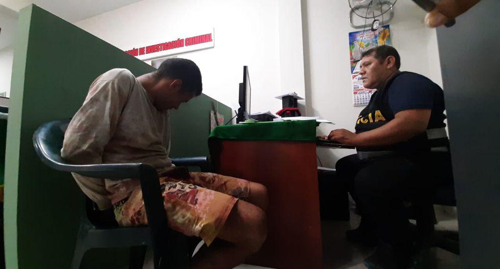 FEMINICIDA. Extranjero admitió su autoría ante la Policía. (PNP)