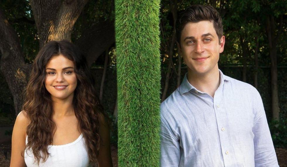 Selena Gomez y David Henrie se reunieron para anunciar un evento benéfico donde se podrá ver un adelanto de la película que ambos trabajaron. (Instagram: selenagomez)