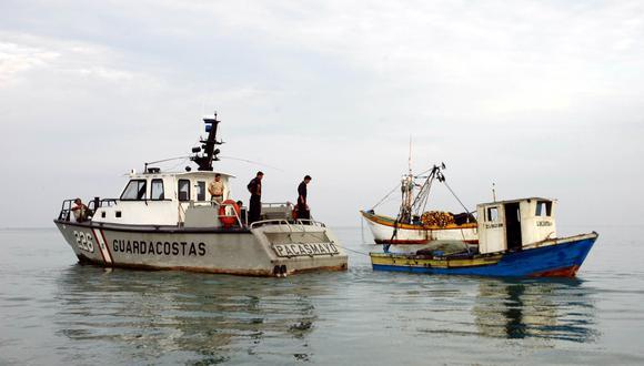 La pesca ilegal no declarada y no reglamentada representa una seria amenaza contra el manejo sostenible de los recursos pesqueros, afirma Produce. (Foto: GEC)