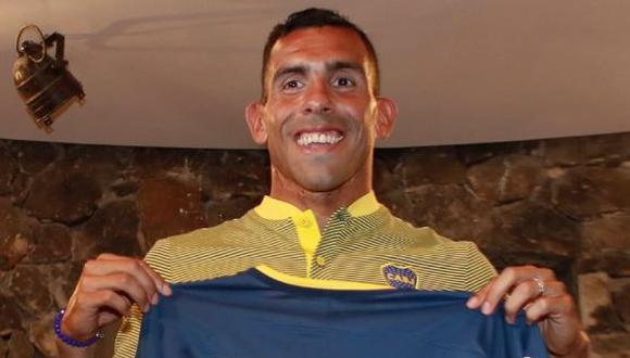 (Boca Juniors/Twitter)
