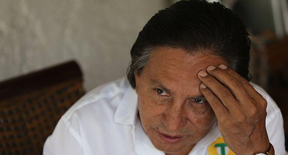 Diligencia fiscal en otra casa de Alejandro Toledo. Esta vez le tocó a la casa de Punta Sal. (Luis Centurión/Perú21)
