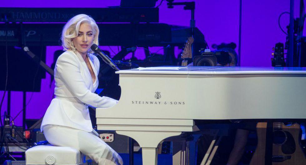 """Lady Gaga estrenó espectáculo en Las Vegas """"Jazz y Piano"""" (Fotos: AFP)"""