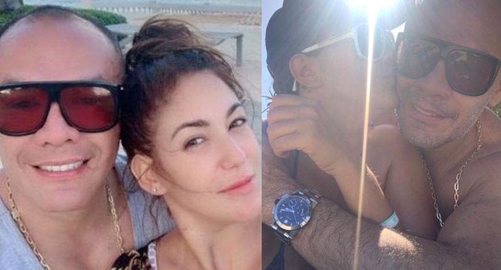 Tilsa Lozano enamorada de boxeador Jackson Mora. (Foto: Instagram)