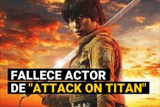 """Haruma Miura: Protagonista del live action de """"Attack on Titan"""" es hallado muerto en su casa"""