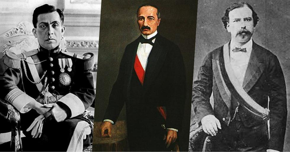 Ex presidentes peruanos que fallecieron trágicamente