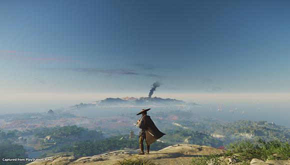 ´Ghost of Tsushima´ logró alzarse con el premio a 'Juego del año' en los Game Awards de este año.