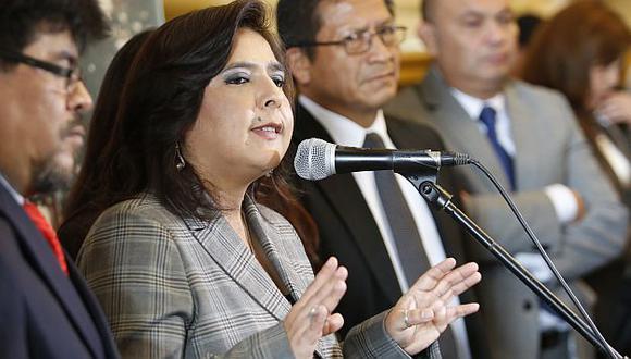 Ana Jara cree que en ese escenario se seguirá avanzando con la agenda pendiente. (César Fajardo)