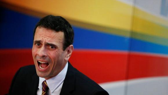 Henrique Capriles señala que no está vinculado a casos de corrupción de Odebrecht en Venezuela (Reuters).