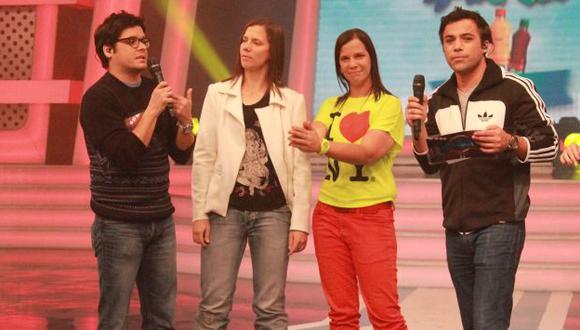 Liliana Castro Manarelly y su gemela no van más en 'Combate'. (USI)