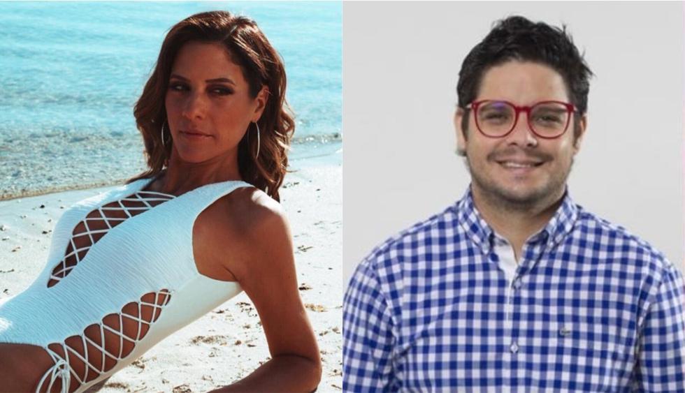 María Pía Copello se pronunció sobre el ingreso de Gian Piero Díaz a 'Esto es guerra'. (Foto: Instagram)