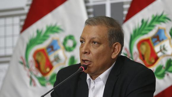 El congresista del Frente Amplio, Marco Arana, consideró que Pedro Chávarry no tiene el respaldo de los fiscales a nivel nacional. (Foto: USI)