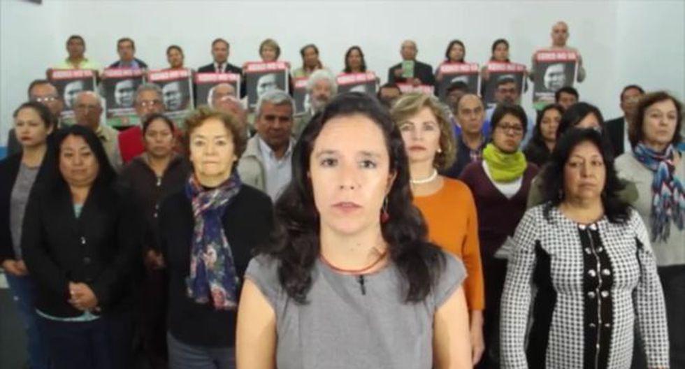 Por el Perú. Facción de la izquierda peruana apoya a candidato de derecha PPK. (Captura)