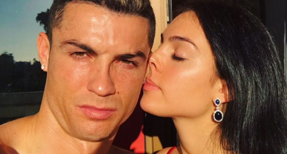 ¿Cristiano Ronaldo se comprometió con Georgina Rodríguez? (Foto: @georginagio)
