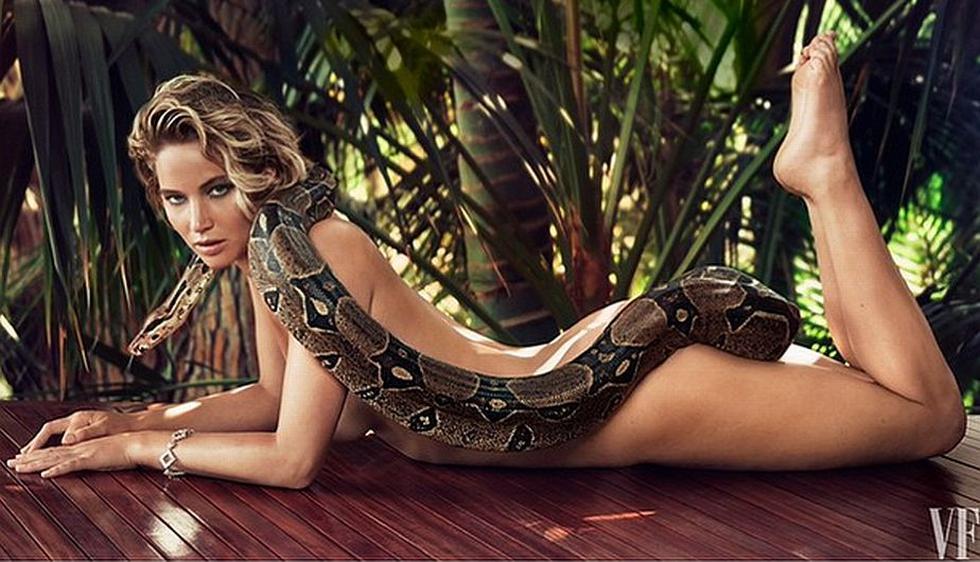 Jennifer Lawrence será portada de la revista Vanity Fair de Estados Unidos. (Revista Vanity Fair)