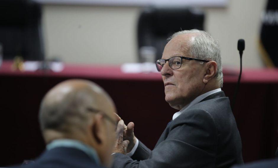 La audiencia de prisión preventiva contra el ex presidente Pedro Pablo Kuczynski se realizará este martes. (Foto: Giancarlo Ávila / GEC)