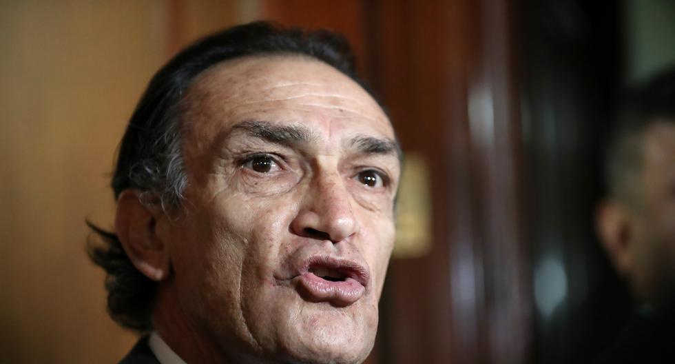 Héctor Becerril volvió a contradecir la versión que dio el ex consejero del CNM Baltazar Morales y negó haberse reunido con él. (Foto: USI)