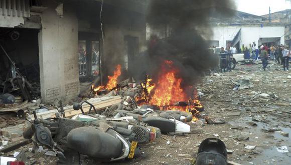 Washington dijo que los atentados y secuestros continúan en ese país. (AP)