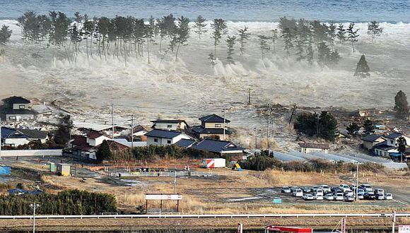 Anteriores cálculos solo preveían olas de unos 20 metros de altura. (AP)