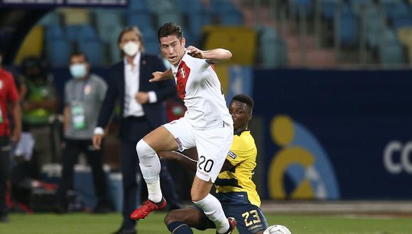 Santiago Ormeño confesó el que llamado a la selección peruana le cayó como sorpresa. (Foto: GEC)