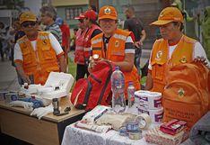 Mochila de emergencia: ¿Qué debe contener mi mochila en caso de sismo?