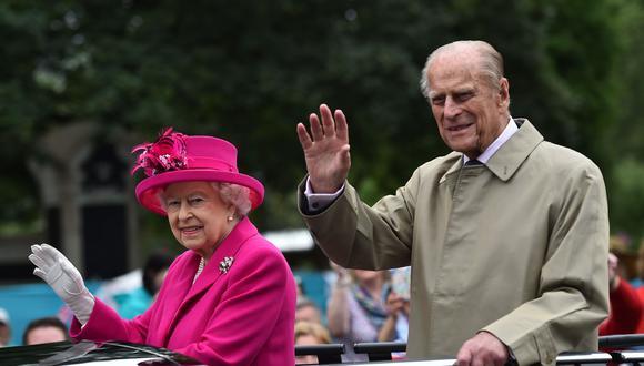 """El duque de Edimburgo, esposo de la reina Isabel II, pasa segunda noche hospitalizado """"por precaución"""". (Foto: Ben Stansall / AFP )"""
