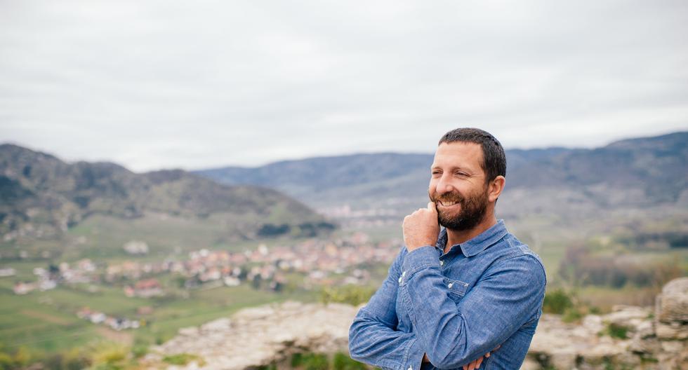 """Diego Muñoz, cocinero: """"O somos la generación  perdida o la que busca cambiar las cosas"""""""