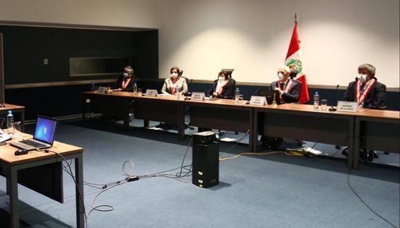 La Junta Nacional de Justicia evaluará a los postulantes a las jefaturas de la ONPE y del Reniec. (Foto: JNJ)