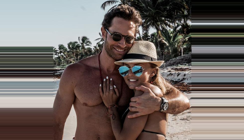 Angelique Boyer cumple 31 años y Sebastián Rulli le dedicó un romántico saludo. (Foto: @sebastianrulli)