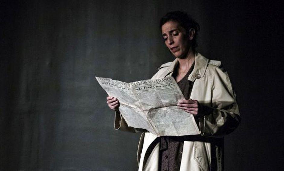 Obra de teatro El dolor se presenta hasta el 29 de octubre, en la Alianza Francesa de Miraflores (Difusión).