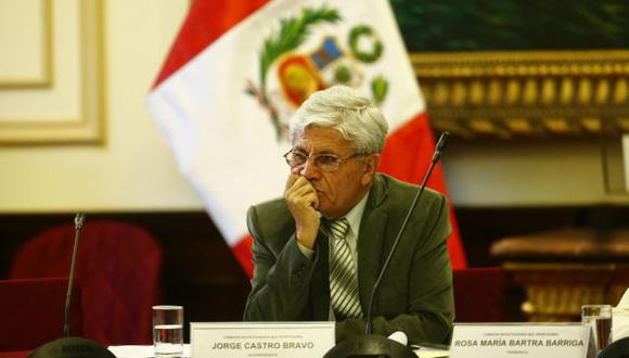 Jorge Castro (Luis Centurión)
