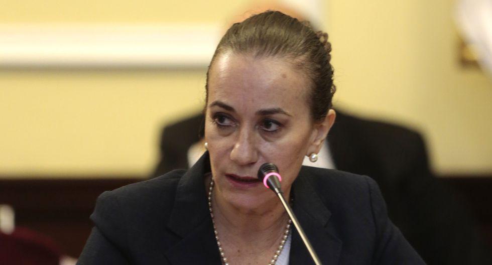 Ministra de Justicia se niega renunciar por voluntad propia tras indolente respuesta. (GEC)
