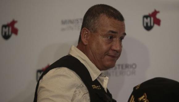 Daniel Urresti es sindicado como presunto autor mediato del asesinato del periodista. (Martín Pauca)