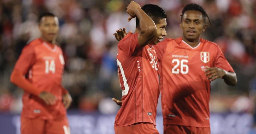 La selección peruana juega su cuarto partido amistoso ante Estados Unidos como preparación para la próxima Copa América Brasil 2019. (Twitter Selección peruana)