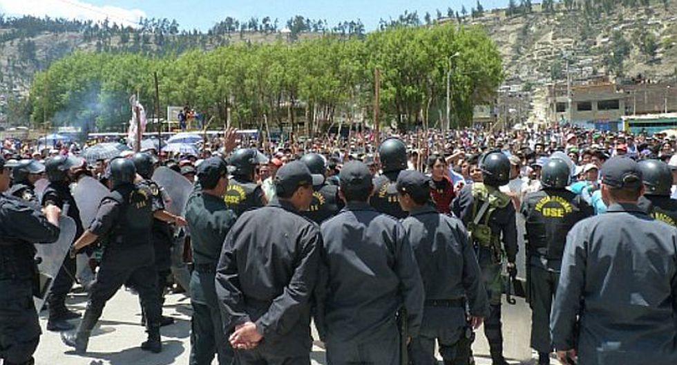 El riesgo de un estallido de violencia sigue latente en Andahuaylas y Chincheros. (USI)