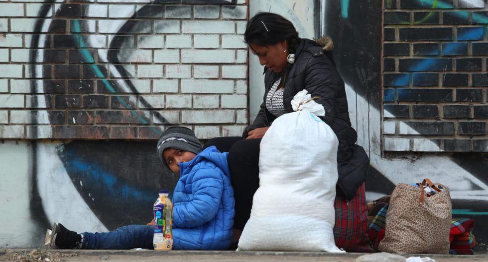 Bono beneficiará a las familias vulnerables durante el estado de emergencia. (GEC)