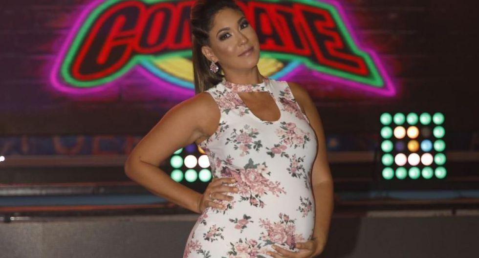 Tilsa Lozano empezó la dieta para bajar los 18 kilos que aumentó durante su embarazo. (USI)