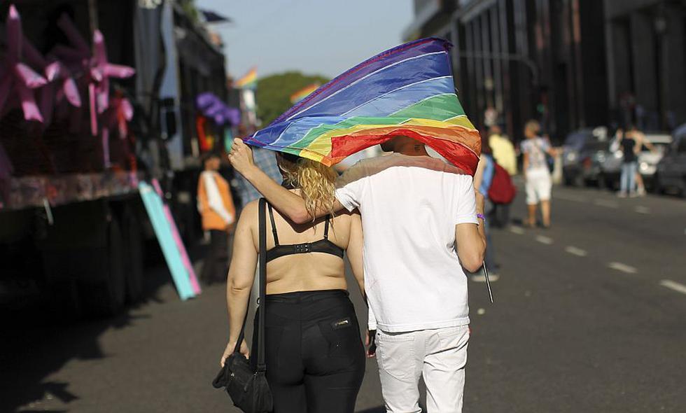 Miles asistieron a Marcha del Orgullo Gay en Argentina. (EFE)