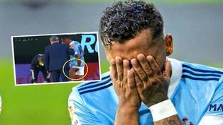 Renato Tapia sufre lesión y se pierde el resto de la Liga de España