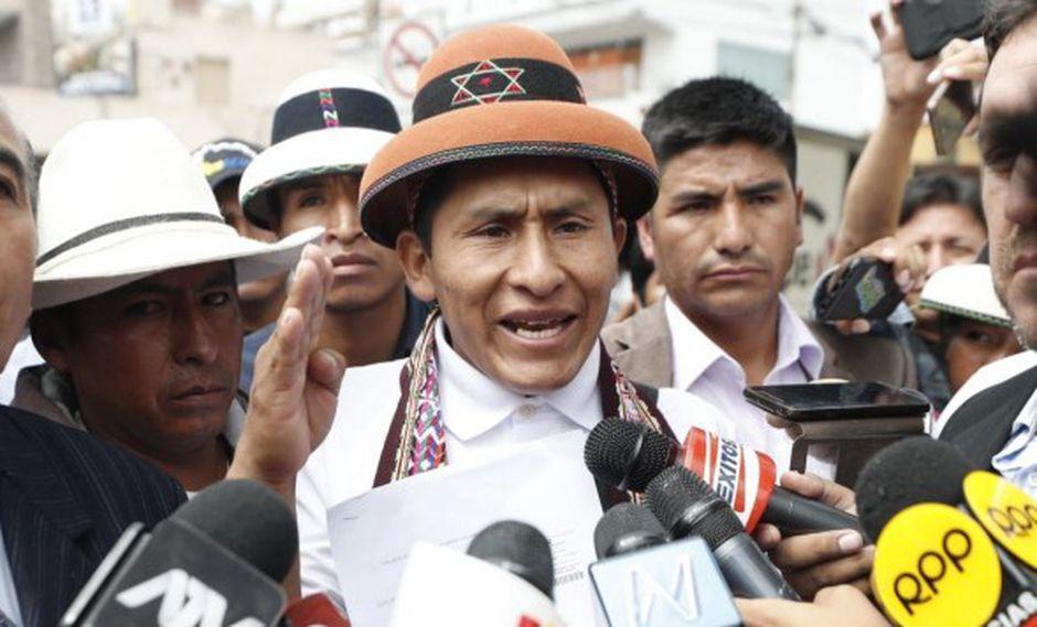 Gregorio Rojas estaría indignado, según su abogado. (Foto: César Campos/GEC)