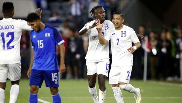 Honduras recibe a Trinidad y Tobago en el cierre del grupo C del certamen. (Foto: AFP)