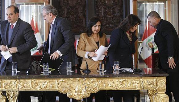 Dialogará con todos. Ana Jara ha iniciado coordinaciones con líderes de los partidos políticos. (David Vexelman)