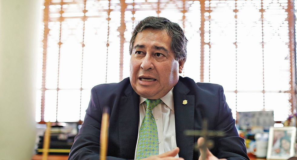 Aníbal Quiroga León. abogado Constitucionalista. (Perú21)