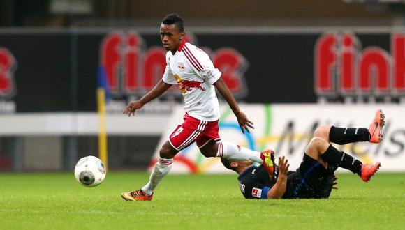 Embalado. Este martes jugará un amistoso ante el Sport Club Verl de la Liga Regional alemana. (Difusión)