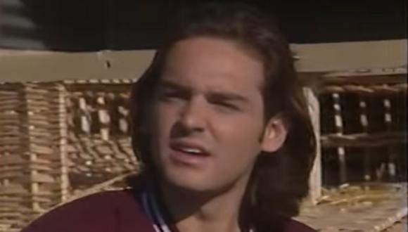 """Tras la muerte de Gerardo Hummer, la telenovela que protagonizaba """"La paloma"""" tuvo que ser cancelada abruptamente (Foto: Televisa)"""