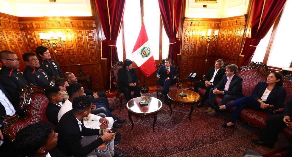 (Congreso del Perú/Twitter)
