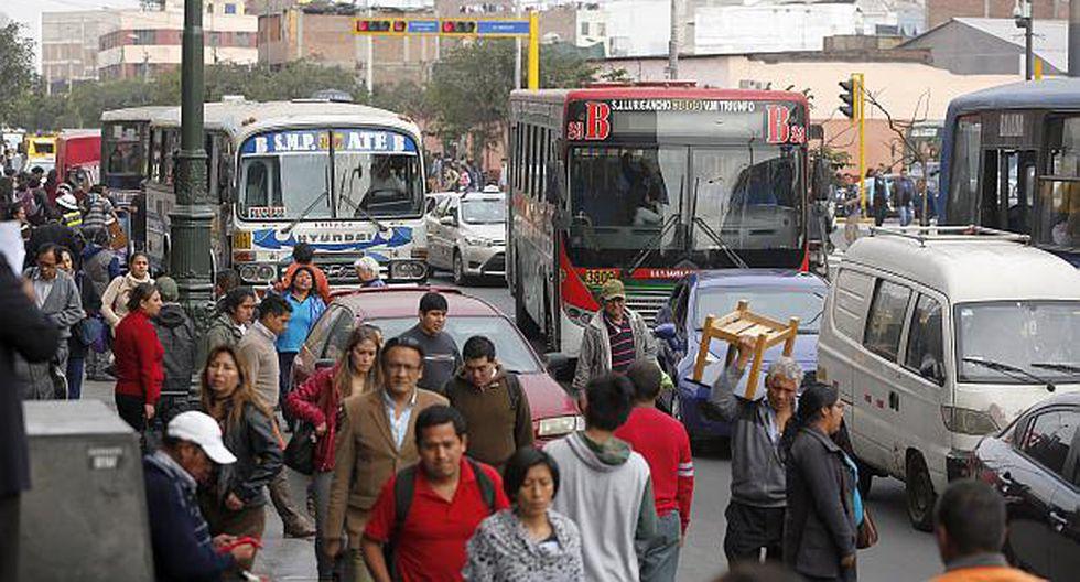 Los eventos del sábado pueden generar congestión vehicular en varios puntos de la ciudad. (Foto: GEC)