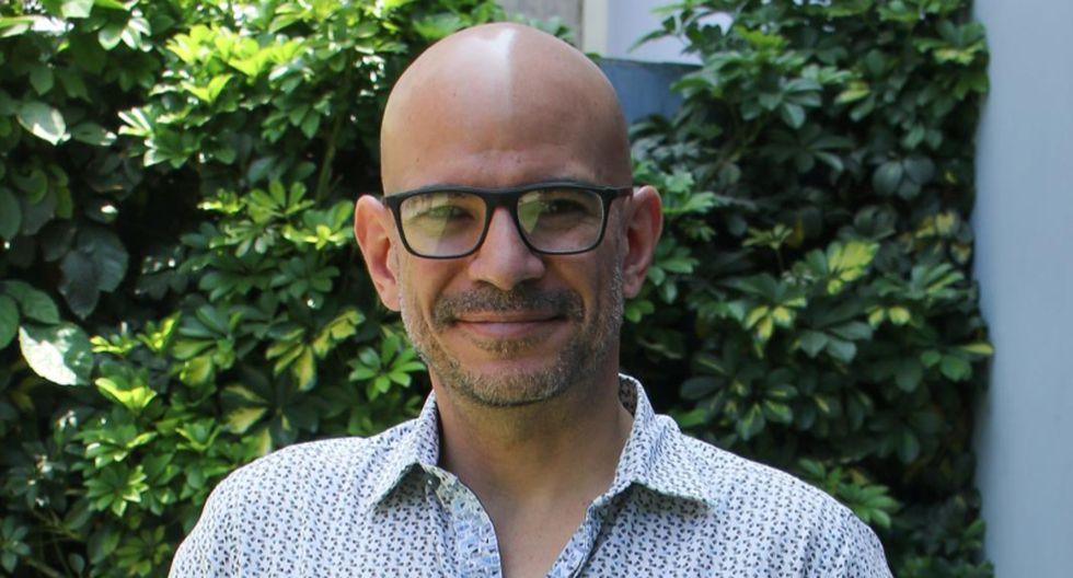 Ricardo Morán es el productor del programa de televisión 'Yo soy' y también uno de los conductores. Alista la nueva temporada.