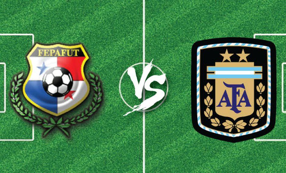 ¿A qué hora juega Argentina vs. Panamá y qué canal?