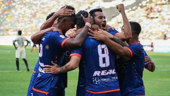 César Vallejo vs. Pirata FC: chocan por la fecha 13 del Torneo Apertura. (Foto: Club Universidad César Vallejo)
