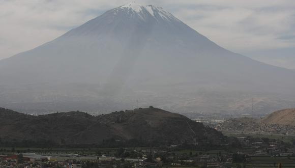 IGP asegura que actividades de cuatro volcanes de Arequipa y uno de Moquegua no registran variaciones tras el sismo (Foto: GEC)